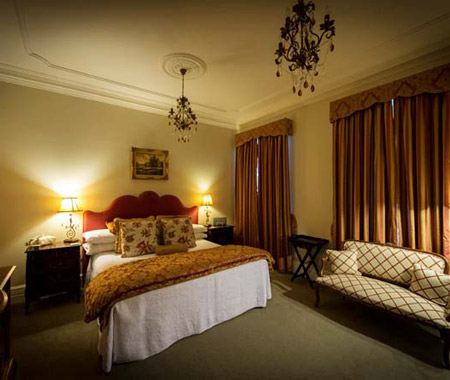Leura Spa Accommodation