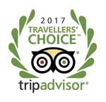 Trip Advisor 2017 Travellers' Choice